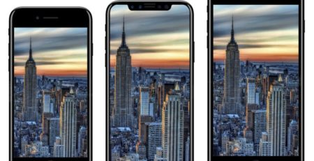 iPhone 8 , iPhone 8 Plus , iPhone X